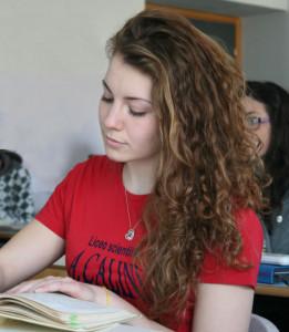 Studentessa