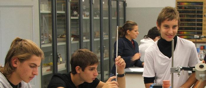 Laboratotio di fisica