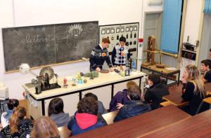 Presentazione attività di laboratorio