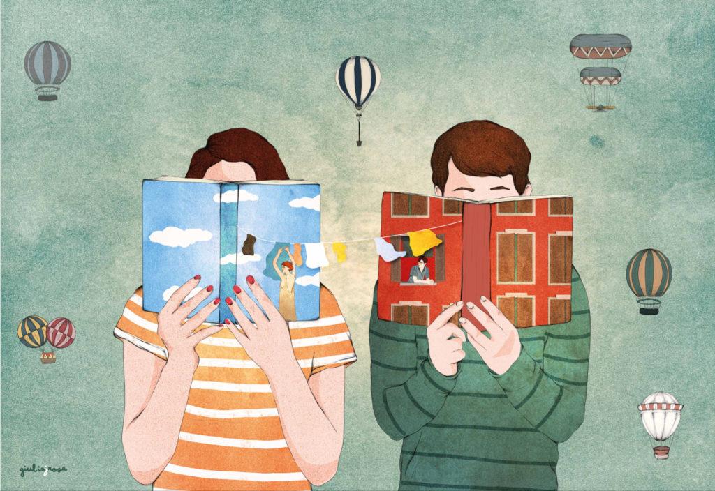 Copyright Rosa per Booktrailer Film Festival