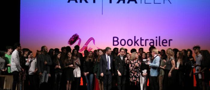 Booktrailer Film Festival 2019