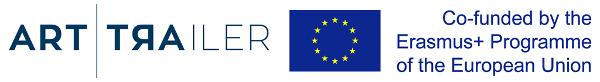 Logo ArtTrailer Erasmus+